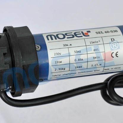 Resim MOSEL SEL-60 10 Motor